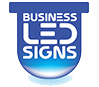 Business LED Signs by PCwhoop Electronics Ltd.